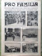 Pro Familia Del 23 Settembre 1923 Medaglia D'oro Aosta Tokyo Corfù Regina Olanda - Altri