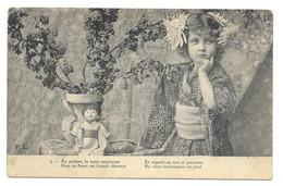 Prix Fixe - Enfant - Japon - Fillette -  1906 # 11-20/12 - Autres