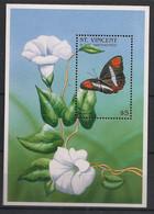St Vincent - 1996 - Bloc Feuillet N°Mi. 376 - Papillon / Butterfly - Neuf Luxe ** / MNH / Postfrisch - Butterflies