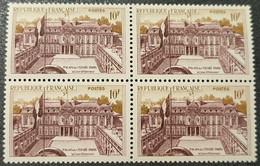N° 1126  Neuf ** Gomme D'Origine En Bloc De 4  TTB - Unused Stamps