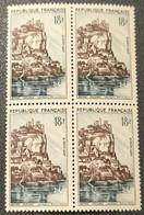 N° 1127  Neuf ** Gomme D'Origine En Bloc De 4  TTB - Unused Stamps