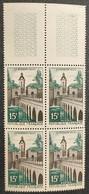N° 1106  Neuf ** Gomme D'Origine En Bloc De 4  TTB - Unused Stamps