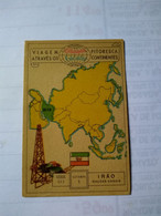 Iran.persia.eucalol SOAP Cromo No Postcards(6)country Views.6*9cmts.from Brasil Better Condition.1954. - Iran
