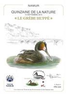 CS/HK - BUZIN - Carte Souvenir Numérotée, Signée - 2014 - Herdenkingskaart Genummerd, Getekend - Grèbe Huppé / Fuut - Personalisierte Briefmarken