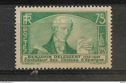 FRANCE   N° 303 **  NEUF SANS CHARNIERE - Unused Stamps