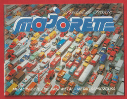 Catalogue MAJORETTE 1980 Serie 200/300 ; 3000 - Catalogues