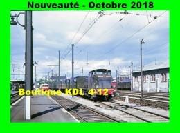 AL 541 - Train, Loco BB 63142 En Gare CHATEAUROUX - Indre - SNCF - Chateauroux