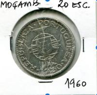 Moçambique 20 Esc 1960 MBC - Other - Africa