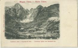 Magas Tatra. Hohe Tatra. (Not Circulated) - Slovacchia