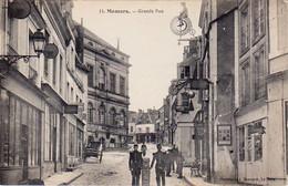 S35-013 Mamers - Grande Rue - Belle Enseigne De Cylcle - Mamers