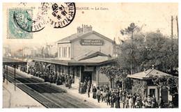 93 ROSNY-sNEUILLY-PLAISANCE - La Gare - Rosny Sous Bois