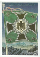 Europa - Deutschland - Karten  GEBIRGSJÄGER  ( Gottfried Klein ) - Lettres & Documents