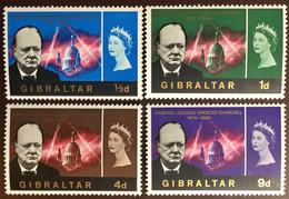 Gibraltar 1966 Churchill MNH - Gibilterra