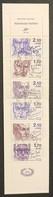 Carnet N° BC2360A  Avec Oblitération Cachet à Date De 1985  TTB - People