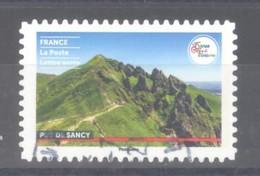 France Autoadhésif Oblitéré (France Terre De Tourisme : Puy De Sancy) (cachet Rond) - 2010-.. Matasellados