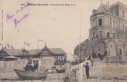 VEULES-les-ROSES (Seine-Maritime): Un Coin De La Plage - Veules Les Roses