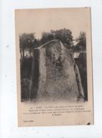 CPA  - Ham  -  La Pierre Qui Pousse Ou Pierre Tournante - Menhir Près De Ham - Marais D'Eppeville - Ham