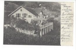 28371-  Vingelz Bieler See Schläfli Iseli (attention Pli) - BE Berne