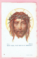 Bidprentje - PATER OLAF MERTENS Minderbroeder - Priesterschap Sint Truiden - Dankoffer Kasterlee 1946 - Imágenes Religiosas