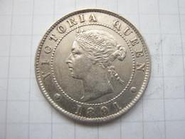 Jamaica 1/2 Penny 1891 - Jamaica