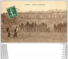 27 GAILLON. Quartier Correctionnel 1912 Animation - Sin Clasificación