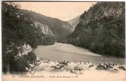 31ot 1613 CPA - THONON LES BAINS - VALLEE DE LA DRANCE - Thonon-les-Bains