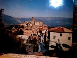 TORA CE  PAESE DI CASERTA SCORCIO  VB1980 IE8781 RRR - Caserta