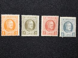Houyoux 1922**,impression Dépouillée.MNH.( Plusieurs Points Blancs) - 1922-1927 Houyoux