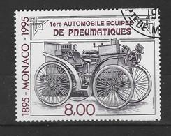 MONACO 1994 Yv 1999 Obli - - Used Stamps