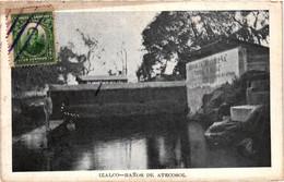 Salvador - Izalco - Baños De Atecosol - El Salvador