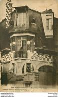 AB. 85 LES SABLES D'OLONNE. Les Villas Le Logis 1928 Avec Personnage Au Balcon - Sables D'Olonne