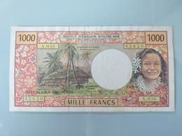 FRANCE PACIFIQUE 1000 FRANCS 2003 - Unclassified