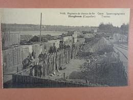 Hoogboom Régiment De Chemin De Fer Génie Traction - Kapellen
