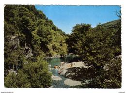48 VIALAS N°203 La Baignade De La Planche En 1968 Vers Le Pont De Montvert - Le Pont De Montvert