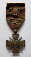 Croix De Guerre 1914-16 6 étoiles - 1914-18