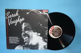 SARAH  VAUGHAN MUSICA JAZZ LP 33 GIRI DISCO VINILE - Jazz