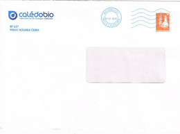Nouvelle Caledonie New Caledonia Pret A Poster PAP Entier Postal Prive Caledobio Noumea Labo 2017 BE - Storia Postale