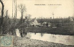 Villedieu Les Poeles Le Moulin De La Foulerie RV - Rennes