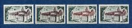 ⭐ France - Variété - YT N° 1726 - Couleurs - Pétouille - Neuf Sans Charnière - 1972 ⭐ - Varieties: 1970-79 Mint/hinged