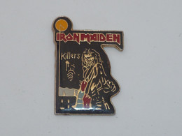 Pin's IRON MAIDEN, KILLERS - Musik