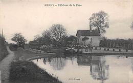 18 - Herry - SAN20187 - L'Ecluse De La Prée - Péniche - Other Municipalities