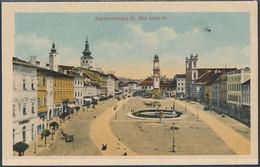Besztercebanya, Banská Bystrica / Béla Király-tér - Dated 1914 - Slovakia