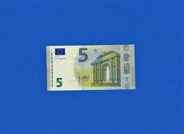 SECOND TIRAGE BILLET SUP DE 5 EUROS DE 2013 AVEC SIGNATURE RARE C-LAGARDE - Otros