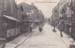 Clermont Ferrand Avenue Charras Chez Fantasia (cartes Postales Souvenirs) - Clermont Ferrand