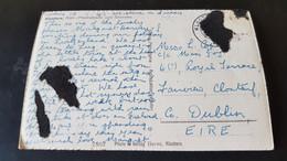 Klosters - Sent To Clontarf Co. Dublin Ireland - Sin Clasificación