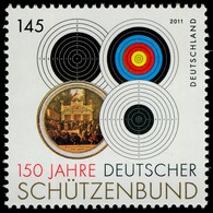 2881 Schützenbund Nk Aus 200-Rolle Mit GERADER Nummer ** Postfrisch - Rolstempels