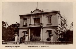 MOÇAMBIQUE - LOURENÇO MARQUES -Procuradoria Da Republica - Mosambik