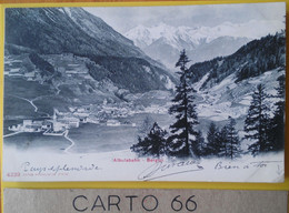 Suisse Albulabahn Bergun Edition Photoglob Zurich - GR Grisons