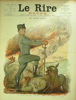 Le RIRE Rouge-1915-  19-Ostoya-Huard Lanos Bigot Leka Reb Leroy Arnac Reb - 1900 - 1949