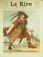 Le RIRE Rouge-1917-123-Roubille Pavis Névil Noel Bigot Meunier Hass Nob - 1900 - 1949